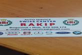 AUTO SERVICE - RAKIP