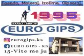EVRO-GIPS KS SARAJ