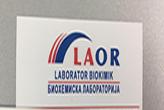 LAOR - BIOCHEMICAL LABORATORY
