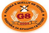 G-8 DOO TETOVO